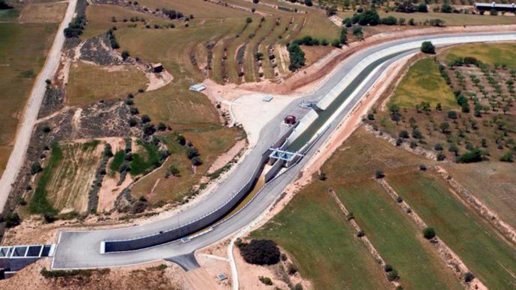 Canal Segarra-Garrigues
