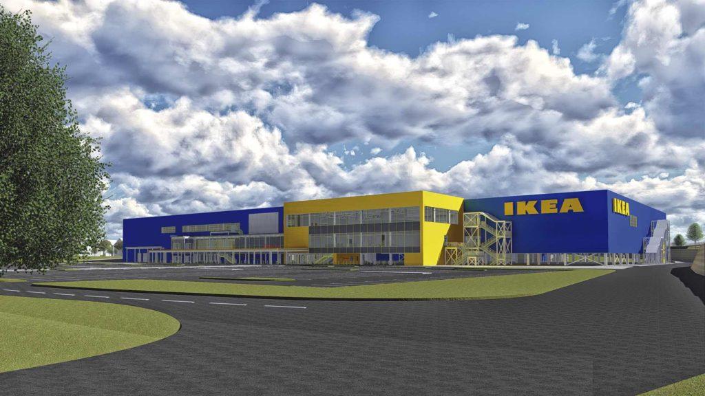 IKEA Exeter