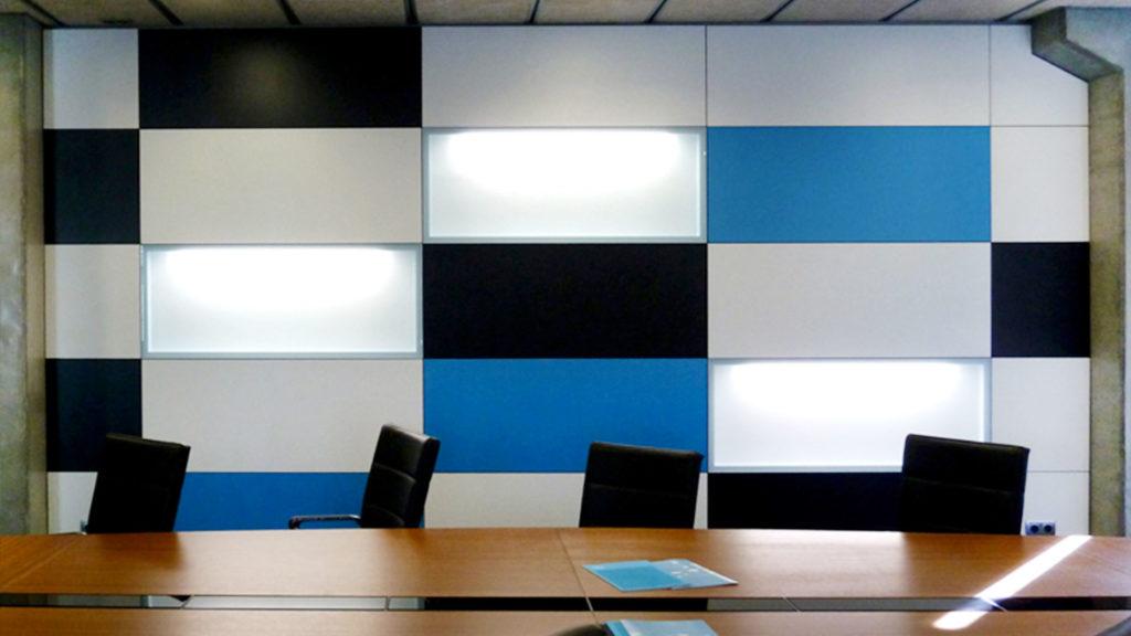 Interior de les oficines