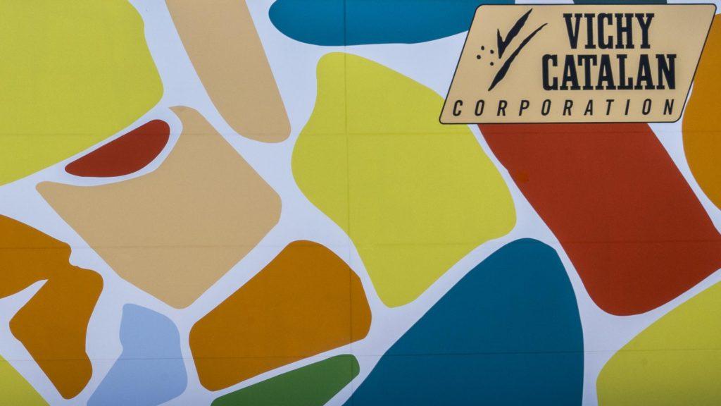 Detalle de la nave industrial de Vichy Catalan