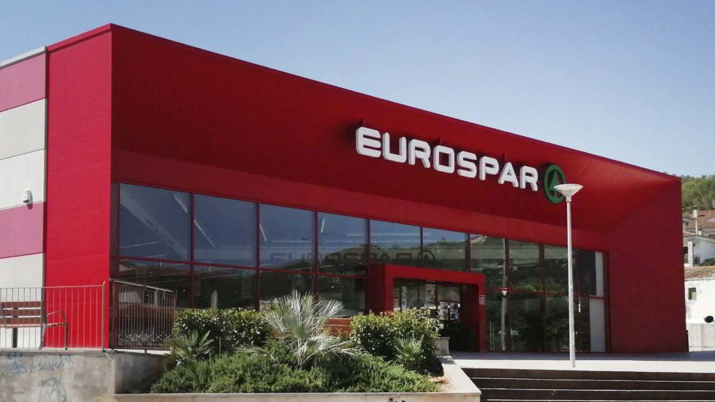 Nou supermercat Eurospar a Torredembarra