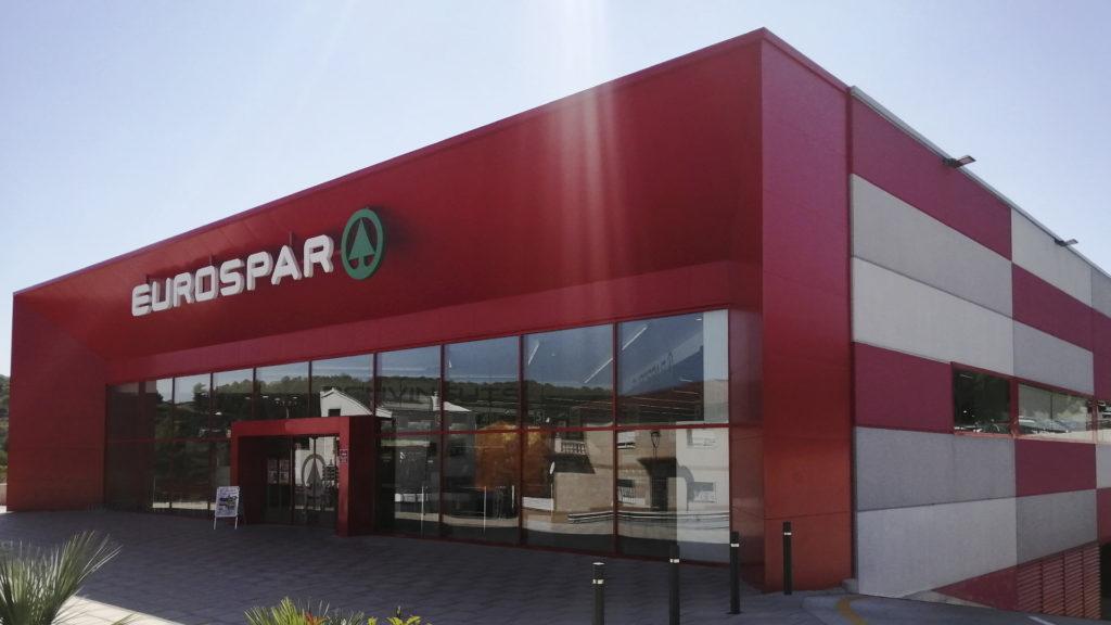 Nuevo supermercado Eurospar en Torredembarra
