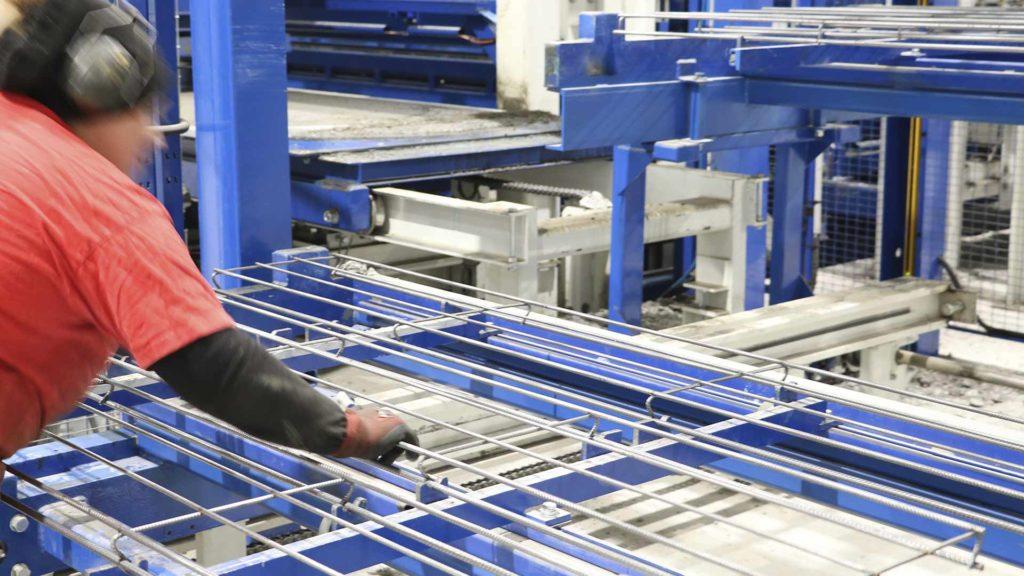 Proceso de elaboración de slats