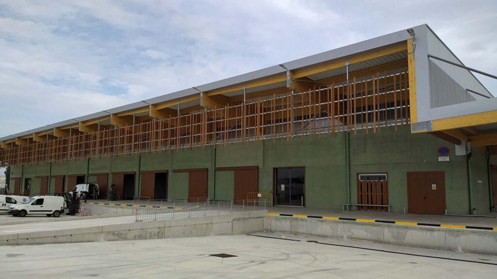 Exterior de Biomarket