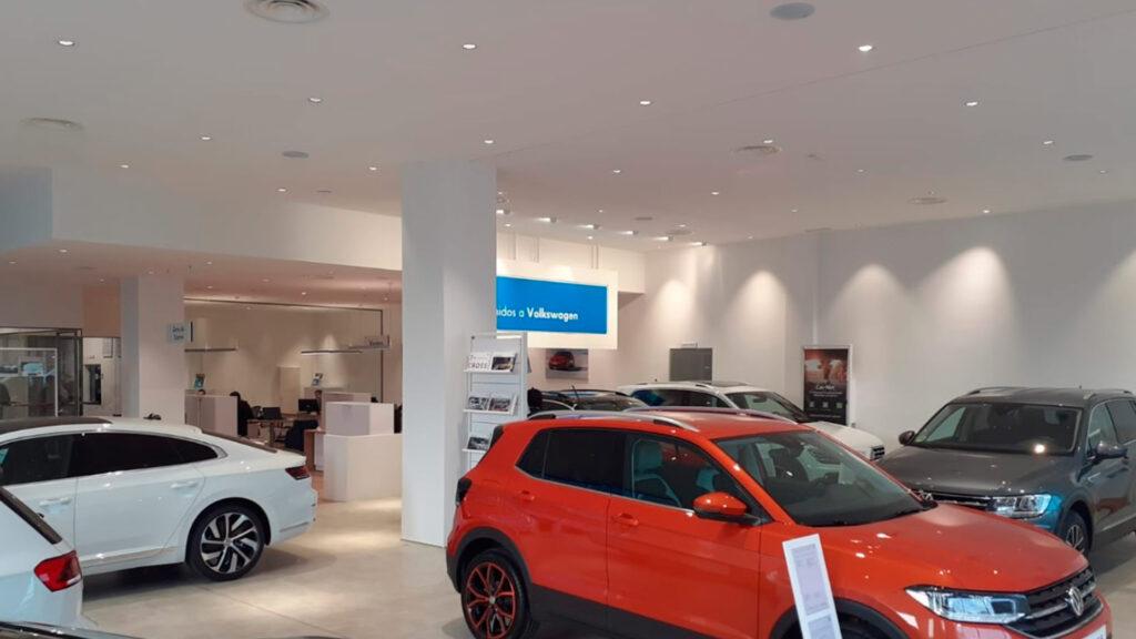 Nave industrial Volkswagen (exposición)