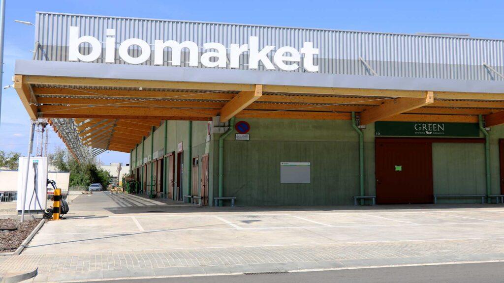 Biomarket- Mercabarna